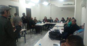 مركز العهد ينظم ورشة عن العمالة غير المنتظمة- تصوير: سعيد وحيد