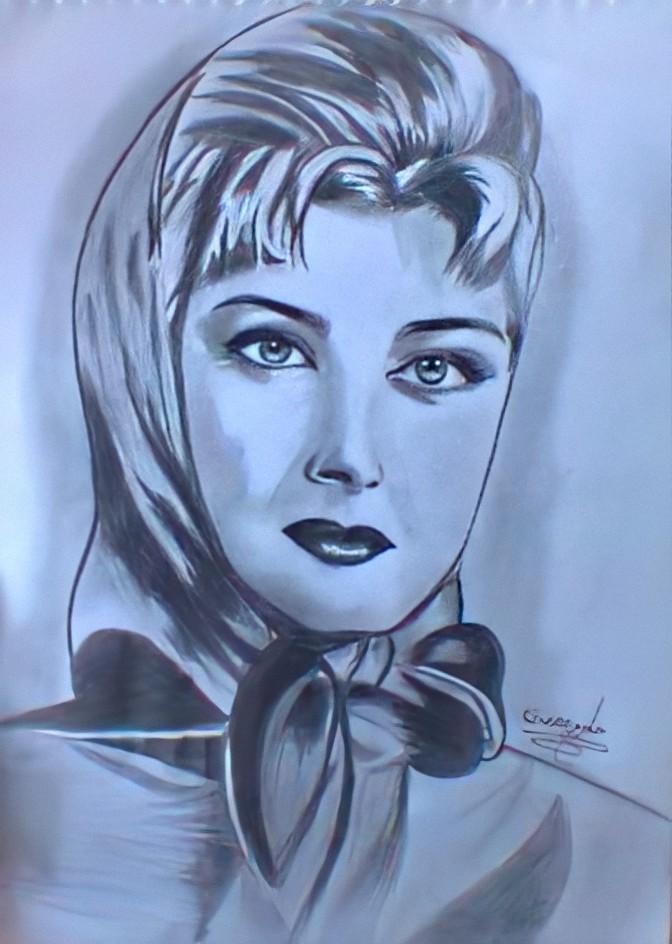 مريم فخر الدين في فيلم الايدي الناعمه